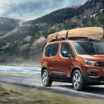 Peugeot Rifter Frontansicht