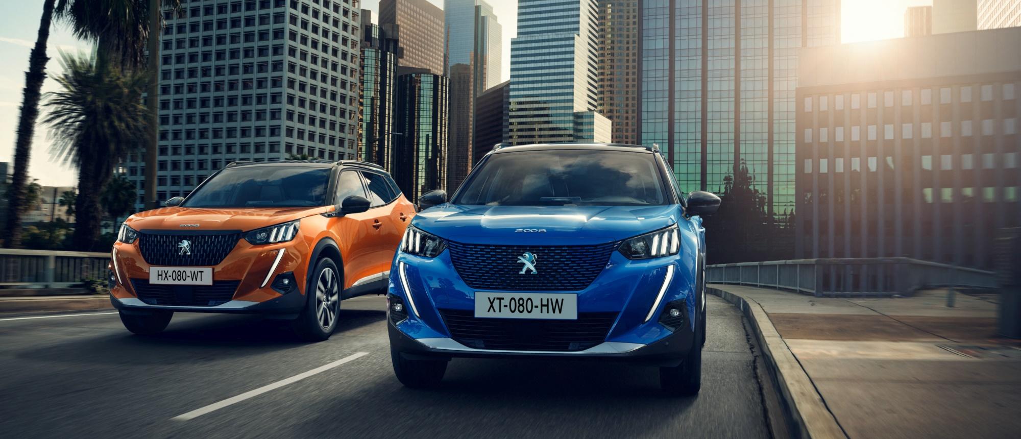 Peugeot 2008 und e-2008